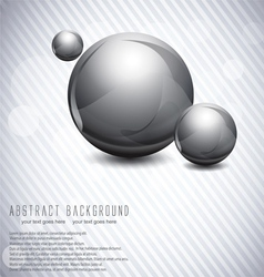 business ball vector image