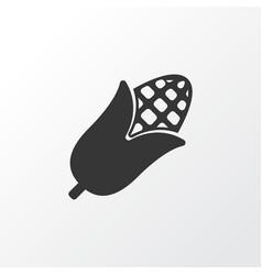 corn icon symbol premium quality isolated maize vector image