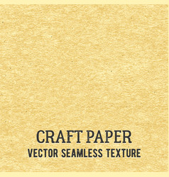 craft paper seamless texture vector image