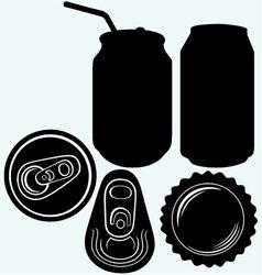 Bottle cap beer vector image vector image