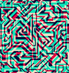 Bright lines seamless pattern vector
