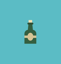 flat icon rum element of flat vector image