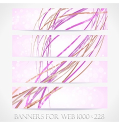 Banners for web collection14 vector image