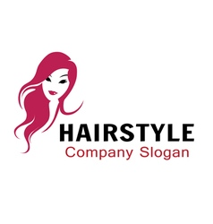 Hairstyle v2 Design vector image