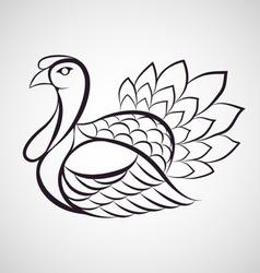 Turkey logo vector