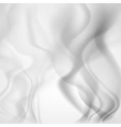Smoke background vector image vector image