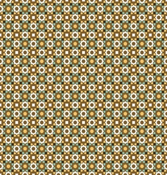 Arabic seamless pattern background abstract vector image