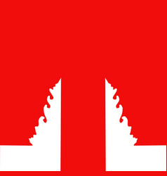 Happy independence day indonesia background vector