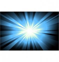 Star light background vector