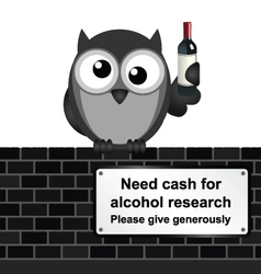 Drink Research vector image vector image