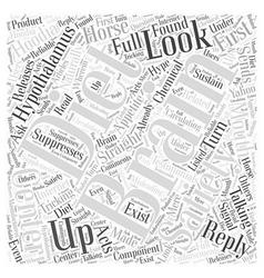 Hoodia diet user comments Word Cloud Concept vector