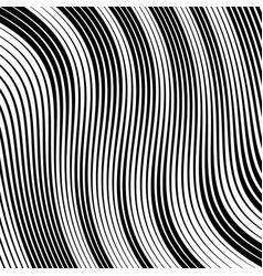 Abstract linear black and white texture mesh vector
