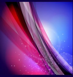 abstract wave background for poster flyer bunner vector image