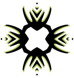 Pattern Design Ornament vector image