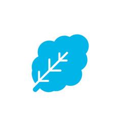 Spinach icon colored symbol premium quality vector
