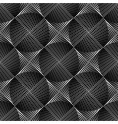 Design seamless ellipse geometric pattern vector