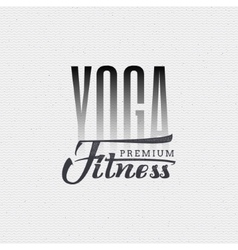 Fitness - badges lettering calligraphy vector