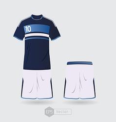 argentina team uniform vector image