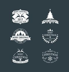 Christmas 02 02 vector image