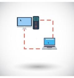Computer sync vector
