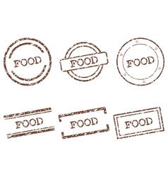 Food stamps vector