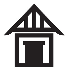 House icon2 resize vector