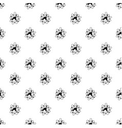 Aids virus pattern vector