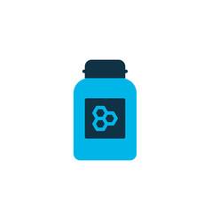 honey icon colored symbol premium quality vector image