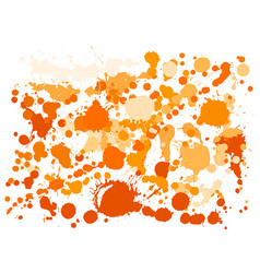 Paint stains grunge background vector