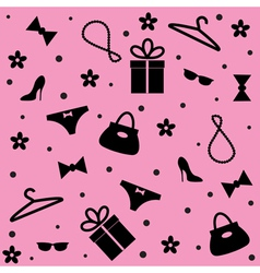 gifts for woman vector image