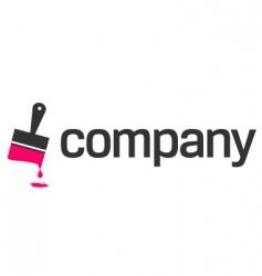 repair man logo vector image