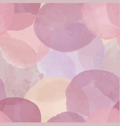 beautiful seamless pattern with nude pastel vector image