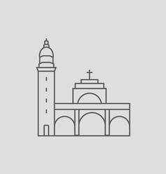 Manila vector image