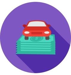 Auto Financing vector