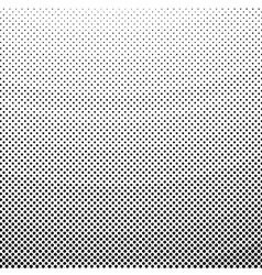 Black dots on a white background vector
