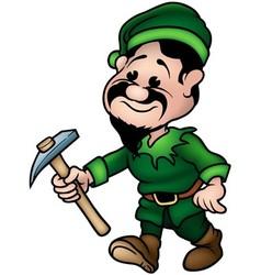 Green Dwarf vector