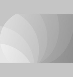 Abstract light grey background a smooth vector