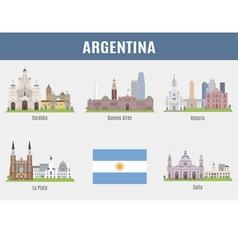 Argentina vector