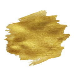 golden blot banner vector image