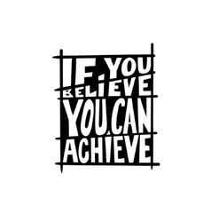 If you believe you can achieve black and white vector