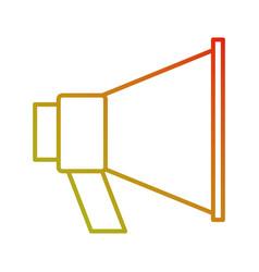 marketing online digital advertising symbol vector image