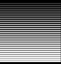 parallel straight lines monochrome pattern vector image