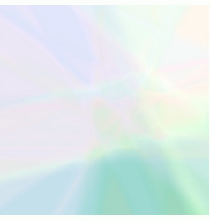soft abstract holographic background in pastel vector image