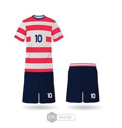 Usa team uniform 01 vector