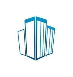 Buildings-3d vector