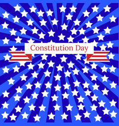 Constitution day in the united states 17 vector