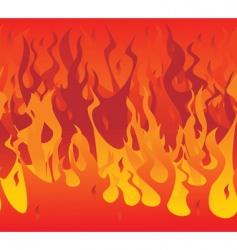 Fire illustration vector