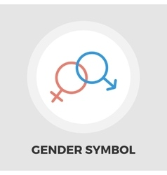 Couple flat icon vector