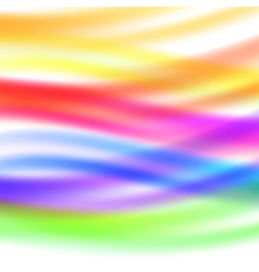 Merry bright colorful childish background vector image