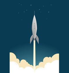 Rocket launch spaceflight spacecraft spaceship vector